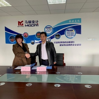 Admiralty Mining Signed Contract with Ma Steel Company in China